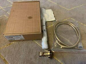 Dornbracht TARA Hand Shower Set in Brass / Durabrass 27802892-09 (RRP £800+)