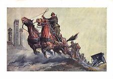 2983) LUCCA, SCUOLA UFFICIALI DI COMPLEMENTO D'ARTIGLIERIA. ILLUSTRATORE PISANI.