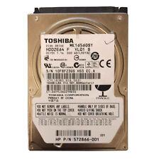 "Toshiba 160GB 16MB Cache SATA 3.0Gb/s 2.5"" Notebook Hard Drive - MK1656GSY"