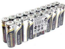 20 x SOLAR GARDEN LIGHT AA 800mAh NiMH READY TO USE BATTERIES ULTRA MAX