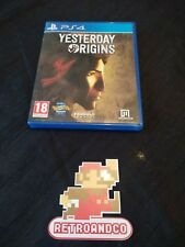 Jeu PS4 YESTERDAY ORIGINS Sony Playstation
