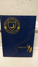 1998 Notre Dame Junior Senior High School Yearbook - Utica NY orig hardcover