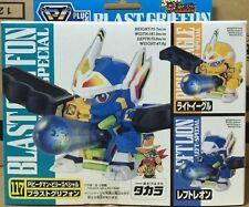 Bomberman B-Daman Model Kit Toy Figure - 117 Blast Giffon
