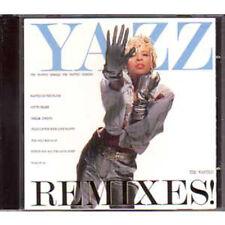 CD ALBUM YazzThe wanted Remixes 7 RemixesCDPhonogram    1989France