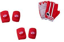 Oxford Little Racers Childs Fingerless Gloves-red