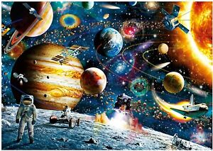 Dream Universe 500 Pieces Jigsaw Puzzle Toy Games Adult Kids Brand New Sealed