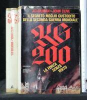 KG 200. LA FORZA SENZA VOLTO. Gilman, Clive. Mondadori.