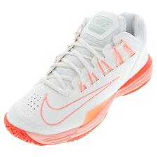 Nike Da Donna Lunar Ballistec 1.5 in (ca. 3.81 cm) bianco e rosa-UK 8.5
