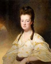 Oil painting dorothy cavendish wife of william cavendish bentinck 3rd duke of po