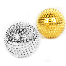 2Pcs Hand Body Acupressure Magnetic Spiky Massage Acupuncture Balls