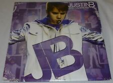 JUSTIN BIEBER 2012 UNOFFICIAL CALENDAR *SEALED* INCLUDES PULL OUT POSTER RARE