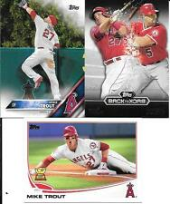 MIKE TROUT  2016 TOPPS #1      ANAHEIM  ANGELS  FREE COMBINED SHIPPING