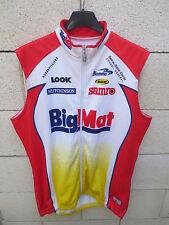 Veste cycliste sans manche BIG MAT BIEMME A-TEX LOOK jacket giacca L 4