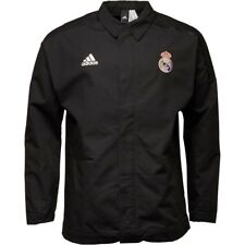 7480ea404a Real Madrid ⚽ adidas Mens RMCF Real Madrid Z.N.E. Jacket Black Size L Mens  BNWT