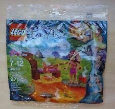 LEGO Elves 30259 Azari's Magic Fire, poly bag from 2015, apple