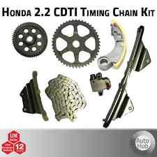 Honda Accord Civic CRV 2.2 CDTi Diesel Timing Chain Kit N22A N22A1