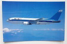 EL AL Boeing 767 Postcard (Airline Issue)