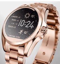 d2da90bb7a1 Michael Kors Access Ladies FACTORY SEALED Bradshaw Rose Gold Smartwatch  MKT5004