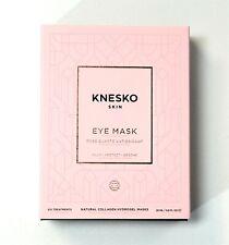 Knesko Skin Eye Mask Rose Quartz Antioxidant Collagen Hydrogel - 6 Treatments
