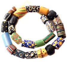 Venetian Antique Assortment Wound Glass African Trade beads