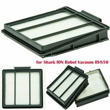 HEPA Filter Kit Replacement Accessories for Shark ION Robot RV850 Vacuum Cleaner