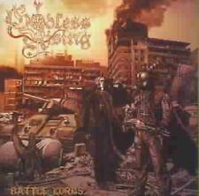 GODLESS RISING - BATTLE LORDS USED - VERY GOOD CD