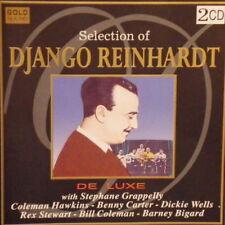 Django Reinhardt Selection Of Django Reinhardt 1996 Doppel CD Gold Sound