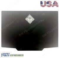 "New HP OMEN 5 Plus 17-CB 17CB 17.3"" LCD Back Cover L57355-001 AP2K000010 US"