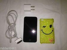 Apple iPod Touch 4th Generation Black (8 Gb)