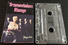 Pop Art ~ TRANSVISION VAMP Cassette Tape