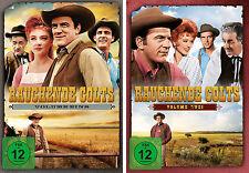 14 DVDs * RAUCHENDE COLTS - VOLUME 1 + 2 IM SET - MB # NEU OVP +
