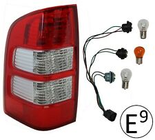 Left Rear Light Ford Ranger pickup tail lamp LH N/S 2006-2009 + Bulbs & Loom