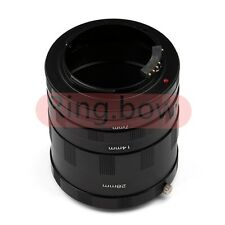 AF Confirm Macro Extension Tube For Nikon D3000 D90 D80 D70 D60