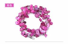 Shell Beaded Design Eye Wear Spectacles Holder Neck Rope Strap Accessories Chain