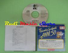 CD ROMANTICI SCATENATI 50 31B FLIP FLOP FLY compilation 1994 BASIE CHARLES*(C27)