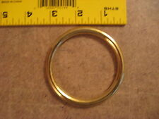 "2 1/2"" Solid Brass O Rings Sca (Pack Of 2)"