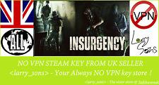 Aufstand (inkl. conquerupdate) Steam Key no VPN Region Free UK Verkäufer
