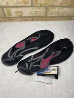 NWT Body Glove Women's Horizon Trail Running Water Shoe Black Gray Pink Sz 10