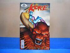 KORE #2 of 5 2003 Image Comics 9.0 VF/NM Uncertified BLAYLOCK, SEELEY, HAMSCHER