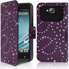 Etui Diamant Universel XL violet pour Asus ZenFone Ares ZS572KL