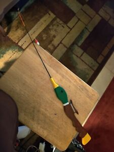 THE GRUMPY OLD MEN ICE FISHING POLE!!  TOTALLY FISHABLE!!!!