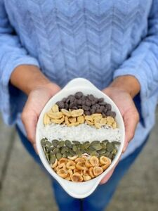 Keto Trail Mix - Keto Snack, Vegan, Sugar Free, Paleo, Low Carb