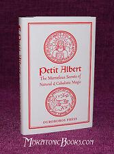 PETIT ALBERT: The Marvelous Secrets of Natural & Cabalistic... Ouroboros Press