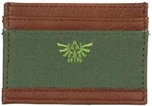 The Legend of Zelda Themed Card Holder Front Pocket Wallet