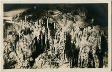 1926 Postumia - Grotte di Postumia presso Trieste, Sala Trine - FP B/N VG