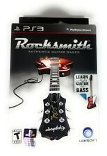 Rocksmith 2014 Edition (PlayStation 3) includes Real Tone Cable ~ NEW PS3 Game