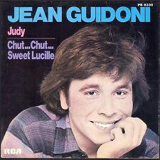 JEAN GUIDONI JUDY / CHUT CHUT SWEET LUCILLE RARE 45T SP RCA 8330