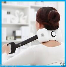 Wireless Rechargeable Neck Massager with Shiatsu Pressure Point - Pure Therapy
