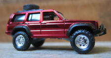 1:64 Johnny Lightning EMPLOYEE OFF-ROAD Jeep Cherokee
