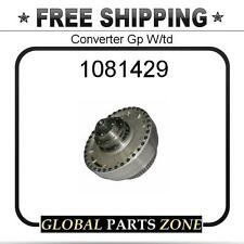 1081429 - TORQUE CONVERTER GROUP 1081430 1T2055 1T2004 fit CATERPILLAR (CAT)